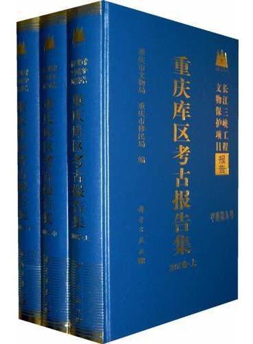 重庆库区考古报告集·2001卷(全三卷)