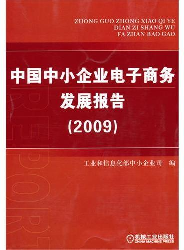 中国中小企业电子商务发展报告(2009)