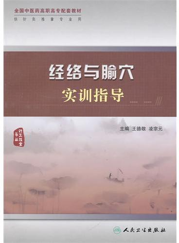 经络与腧穴实训指导(高职中医配教)