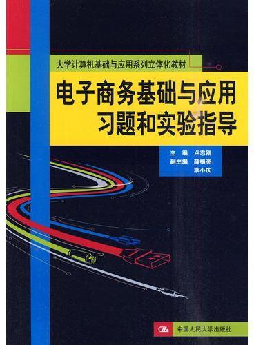 电子商务基础与应用习题和实验指导(大学计算机基础与应用系列立体化教材)