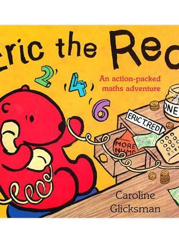 Eric the Red:An Action-Packed Math Adventure 小红熊数学历险记