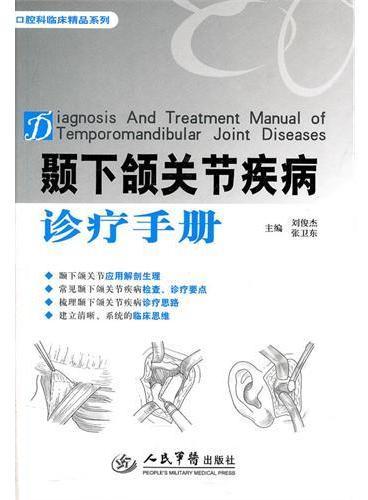 颞下颌关节疾病诊疗手册