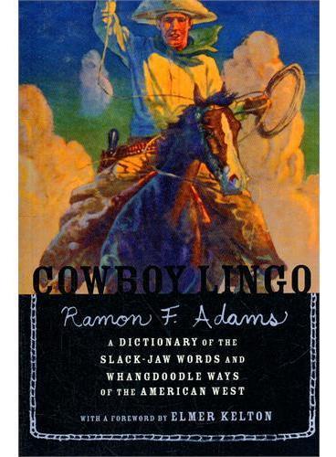 Cowboy Lingo(ISBN=9780618083497)