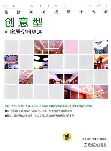 最新天花板设计专辑 创意型 家居空间精选