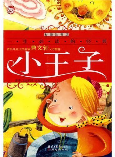 一生必读的经典系列-小王子