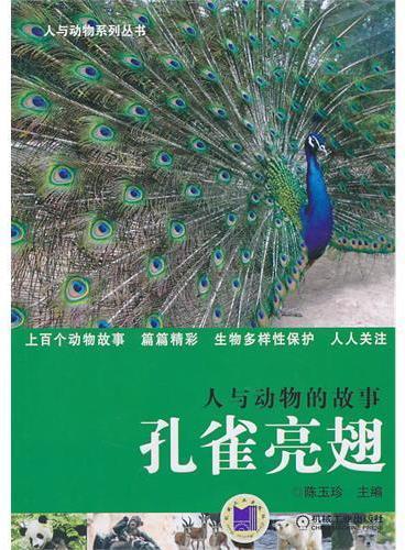 人与动物的故事:孔雀亮翅