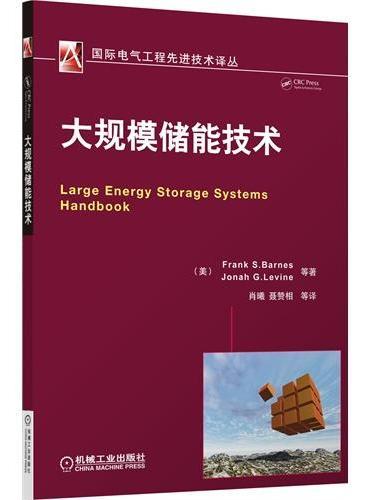 大规模储能技术(结合具体应用案例的分析,以翔实的数据和图表证实了相关结论。)