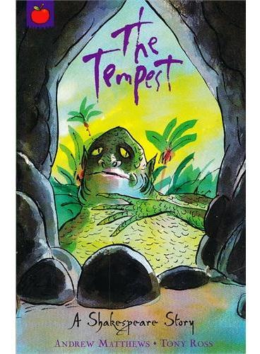 Shakespeare Stories: The Tempest 莎士比亚故事集(儿童版):暴风雨 ISBN 9781841213460