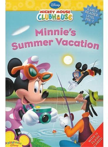 Minnie's Summer Vacation 米奇妙妙屋:米妮的夏日假期 ISBN 9781423117834