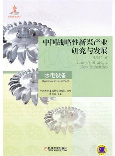 中国战略性新兴产业研究与发展 水电设备
