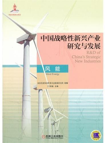 中国战略性新兴产业研究与发展 风能