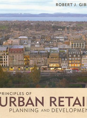 Principles Of Urban Retail Planning And Development 9780470488225