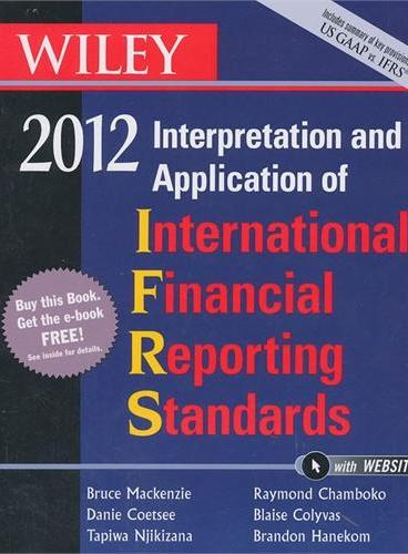 Wiley Ifrs 2012: Interpretation And Application Of International Financial Reporting Standards 9780470923993