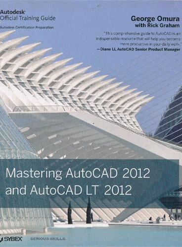 Mastering Autocad 2012 And Autocad Lt 2012  9780470952887