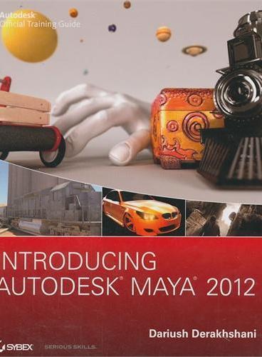 Introducing Autodesk Maya 2012 9780470900215