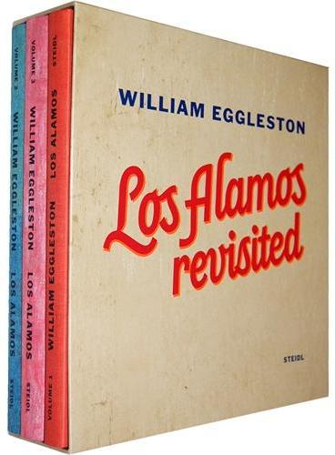 WILLIAM EGGLESTON : LOS ALAMOS REV #(9783869305325)