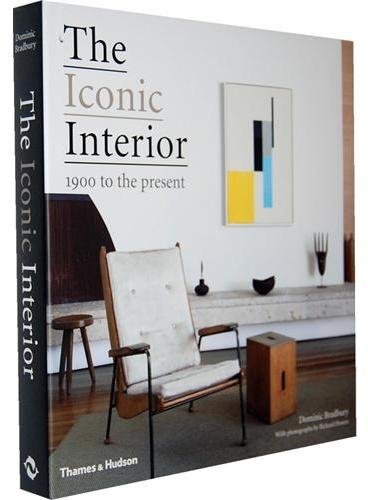 ICONIC INTERIOR : 1900 TO THE PRESENT(9780500516331)