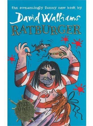 Ratburger 大卫·少年幽默小说系列最新作品:鼠堡包 ISBN9780007453535