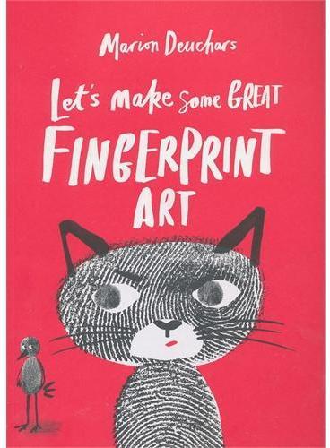 Let's Make Some Great Fingerprint Art 指纹艺术游戏 ISBN9781780670157