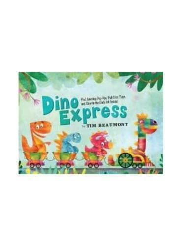 Dino Express(ISBN=9780762443376)