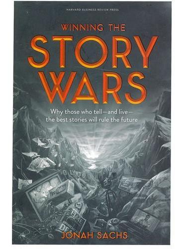 Winning the Story Wars(ISBN=9781422143568)