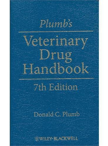 Plumb'S Veterinary Drug Handbook: Pocket(ISBN=9780470959657)