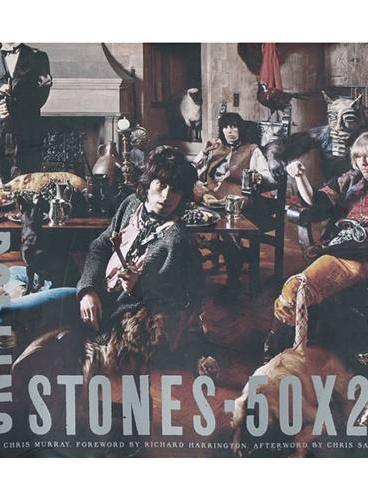 Rolling Stones 50 x 20(ISBN=9781608871322)