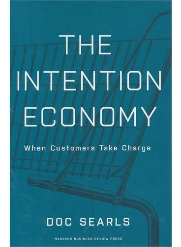 Intention Economy(ISBN=9781422158524)