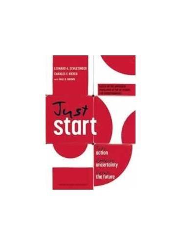 Just Start(ISBN=9781422143612)