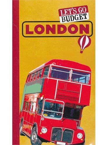 Let's Go Budget London(ISBN=9781612370132)