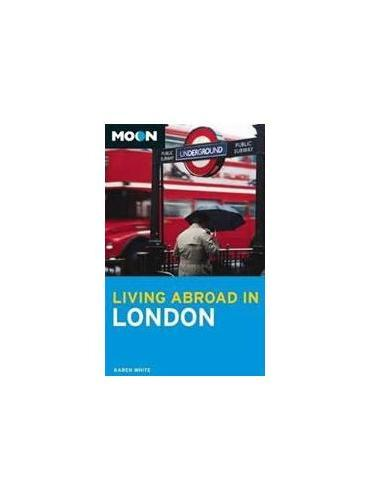 Moon Living Abroad in London(ISBN=9781598809770)