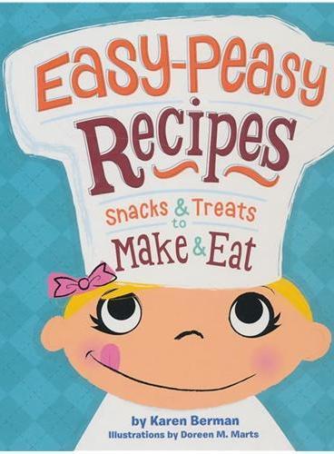 Easy-Peasy Recipes(ISBN=9780762444434)