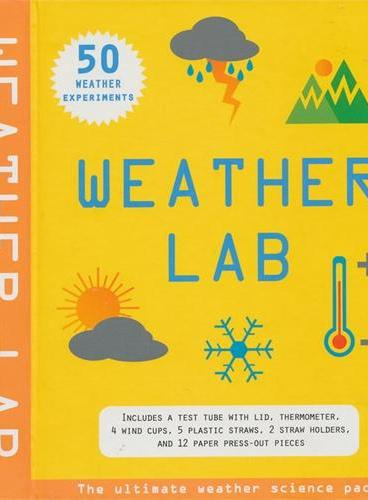 Weather Lab(ISBN=9781607101772)