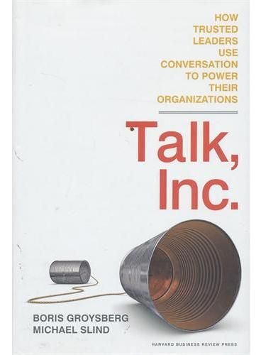 Talk Inc.(ISBN=9781422173336)