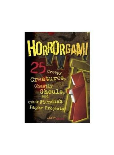 Horrorgami(ISBN=9780762445394)