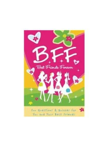B.F.F. Best Friends Forever(ISBN=9781936061556)