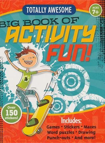 Totally Awesome Big Book of Activity Fun(ISBN=9781607101390)