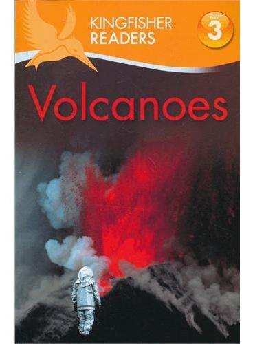 Kingfisher Readers Level 3: Volcanoes 火山 ISBN9780753467633