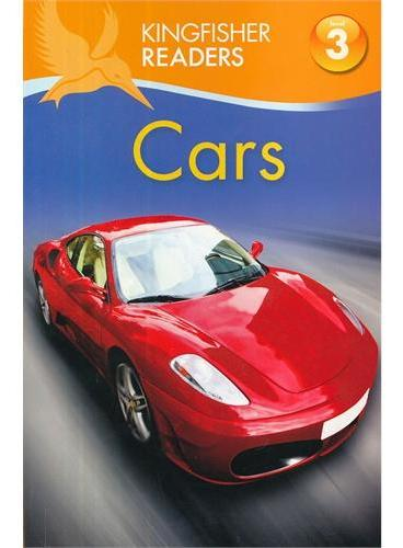 Kingfisher Readers Level 3: Cars 车 ISBN9780753469293
