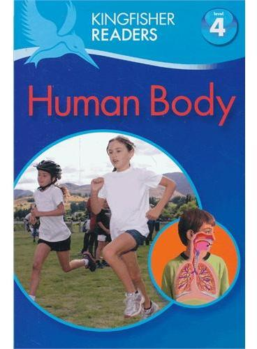 Kingfisher Readers Level 4: Human Body 人体 ISBN9780753469316