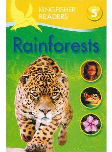 Kingfisher Readers Level 5: Rainforests 雨林 ISBN9780753467718
