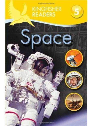 Kingfisher Readers Level 5: Space 太空 ISBN9780753468845