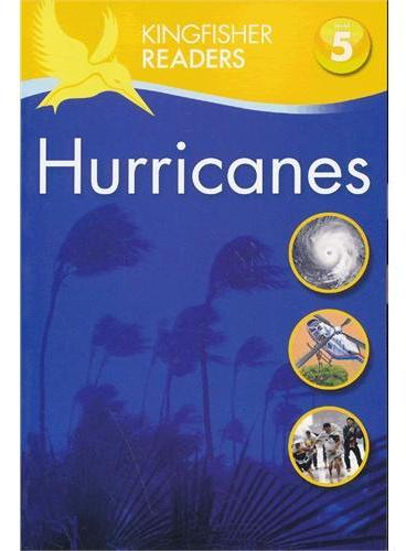 Kingfisher Readers Level 5: Hurricanes 飓风 ISBN9780753469330