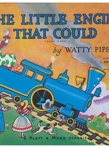 The Little Engine That Could (Little Letters) 小火车头做到了 ISBN9780448463599