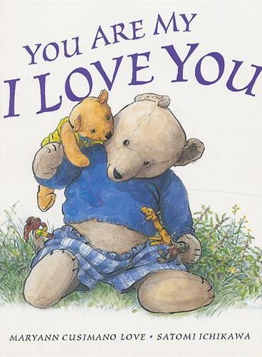 You Are My I Love You (Little Letters) 小熊,我爱你!ISBN9780448463070