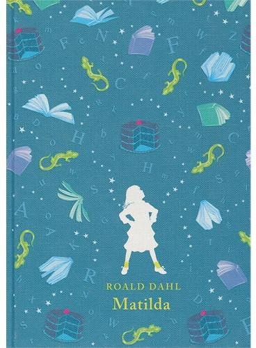 Matilda 25th Anniversary Edition 玛蒂尔达25周年纪念版(精装) ISBN9780142424278