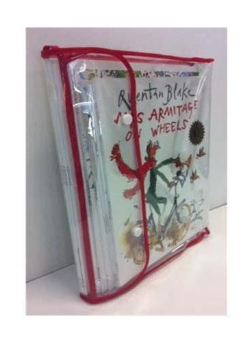 Quentin Blake Picture Books 昆汀·布莱克经典绘本套装(全10册) ISBN9781409606734