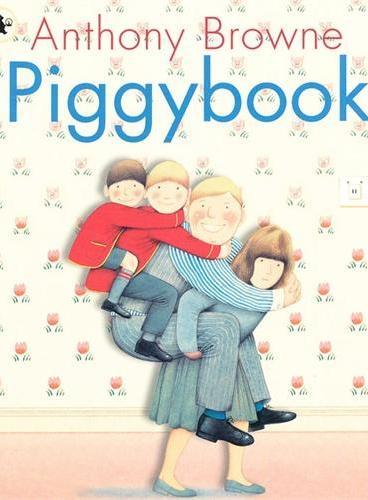Piggybook 安东尼布朗绘本:朱家故事 ISBN9781406313284
