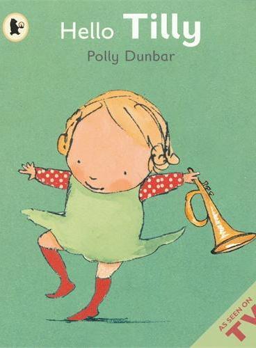 Hello Tilly BBC动画《提莉和她的朋友》系列:你好提莉 ISBN9781406340242