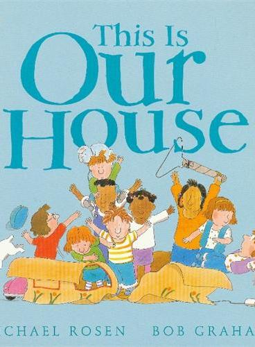 This is Our House 这是我们的家(Walker经典绘本) ISBN9781406305647